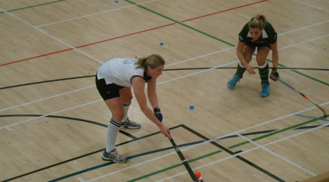 Action shots from Ladies Indoors
