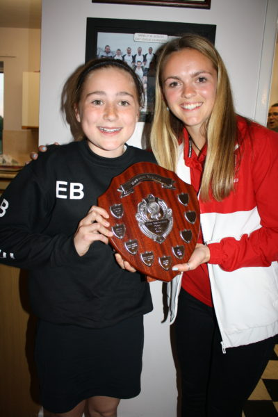 Development Player of Season Girl