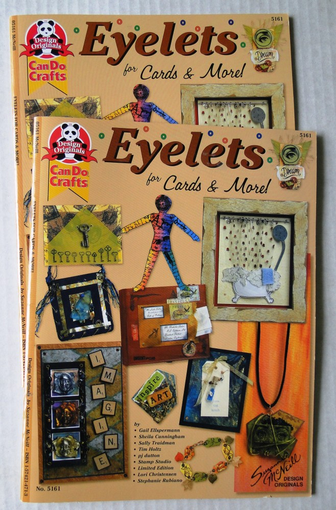 Giveaway #7 * Eyelets for Cards & More