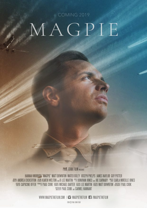 Magpie Poster 3 - Charlie