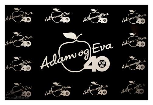 Adam og Eva 40 år