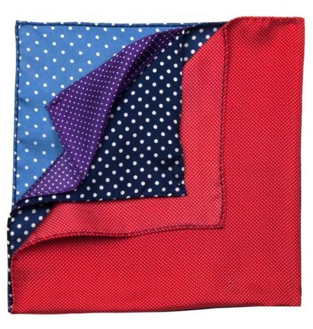 HC pocket squares