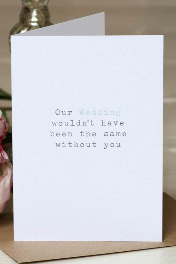 Etsy wedding thank you card 4 via National Vintage Wedding Fair