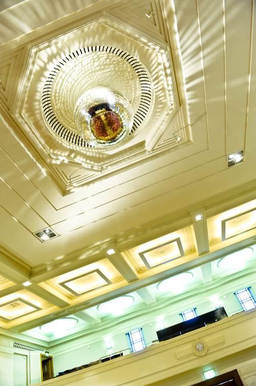 Stoke Newington Town Hall East London Art Deco Wedding Venue