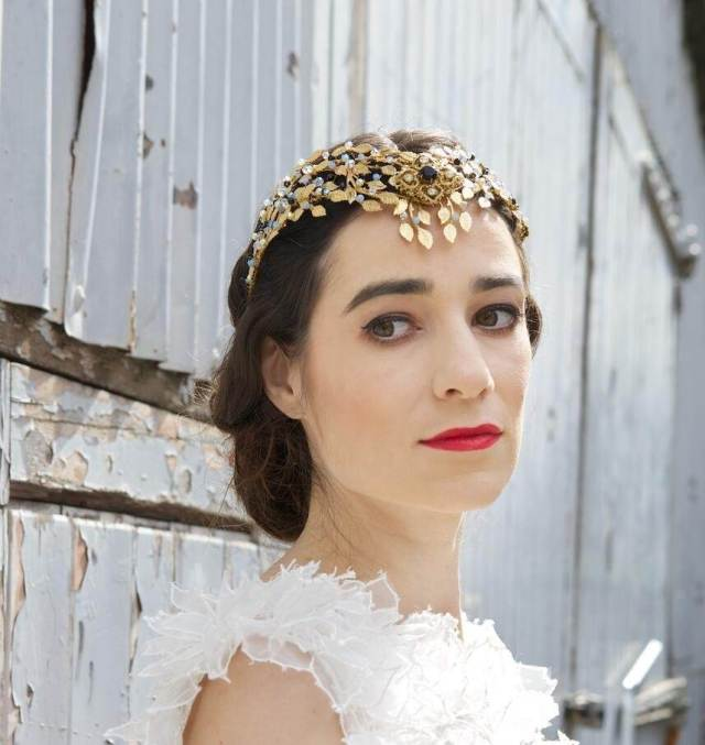 S Walden Oihana tiara Sharon Cooper as featured on The National Vintage Wedding Fair blog