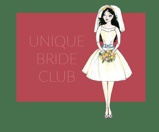 Unique Bride Club new logo