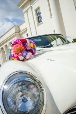 VOWS – Vehicles of Wedding Style