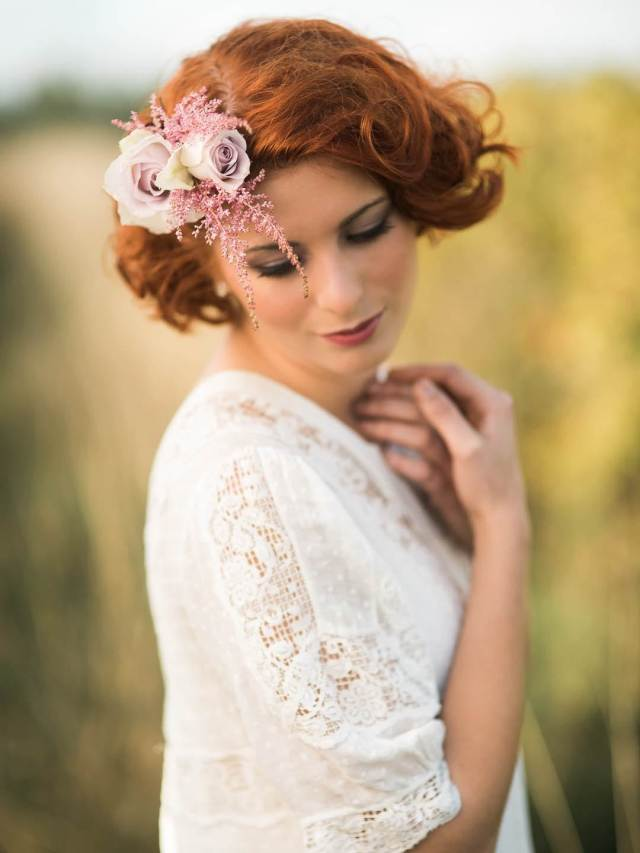 Heartfekt Vintage Wedding Dresses as featured on the National Vintage Wedding Fair blog