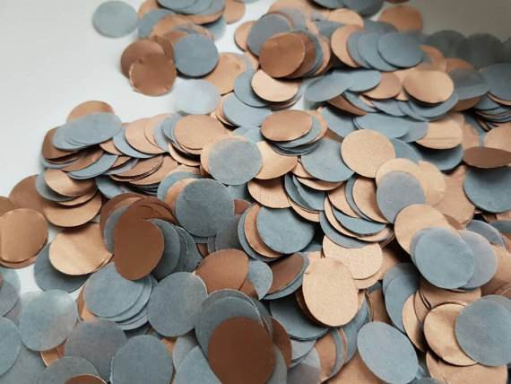 10 ideas for a copper theme wedding