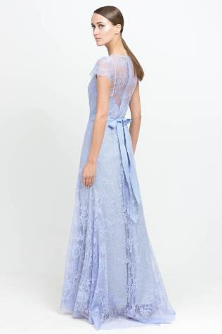 Pastel wedding dresses for the bride or even the bridesmaid by Katya Katya Shehurina