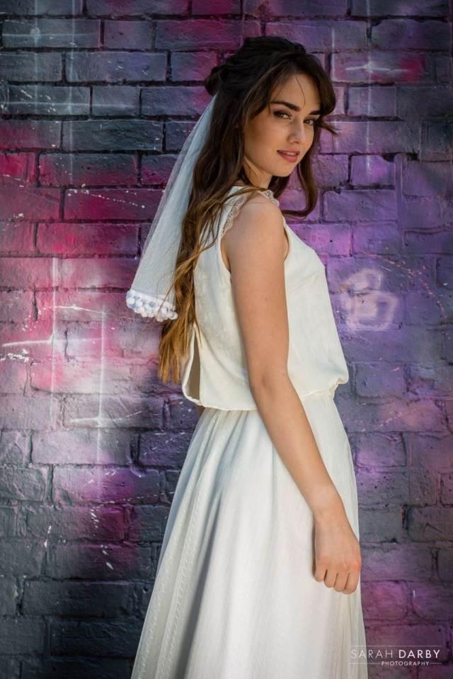 Maudika: vintage inspired bridalwear designed in Oxfordshire