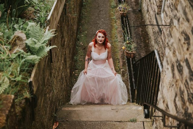A 1940s vintage wedding in Hepden Bridge