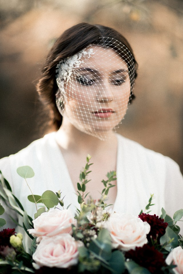 1930's Inspired Bridal Fashion