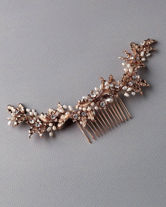 Rose Gold - The Must Have Wedding Trend Our Top 10 Products