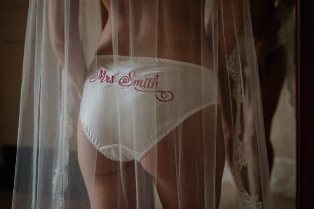 Wedding Lingerie Luxe - A Pin up Girl Boudoir Shoot