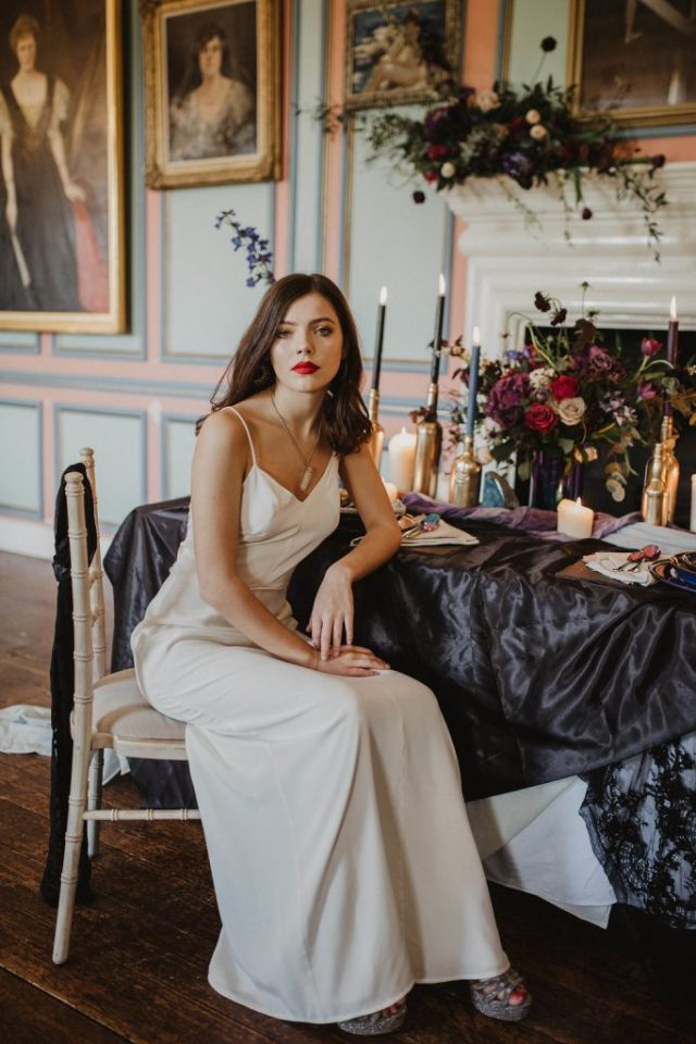 Ethical Vegan wedding dress by River Elliot Bridal