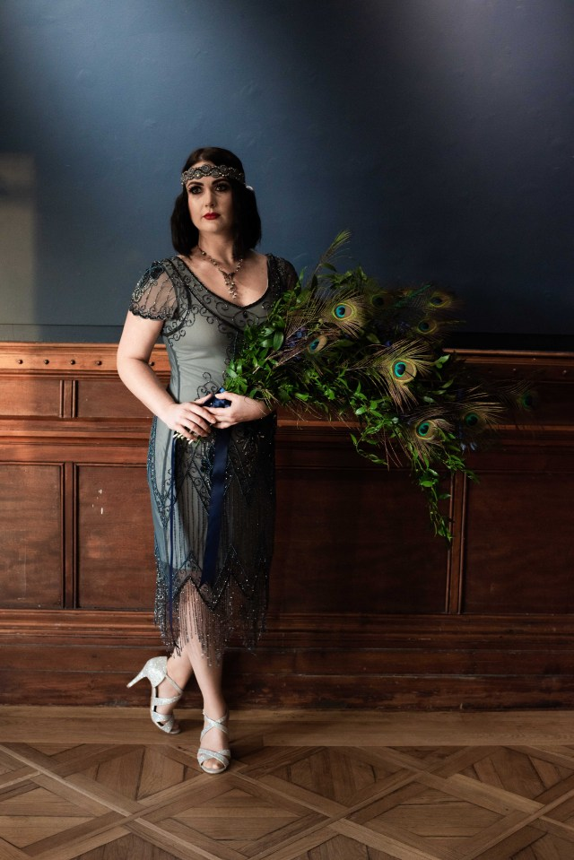 1920's Christmas Wedding - Peaky Blinders meets Gatsby Glamour