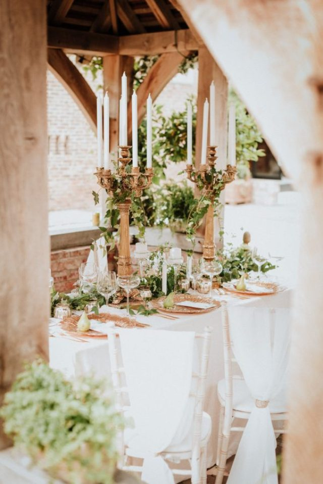 Wedding Day Styling Ideas - The 2019 Trends to Include in Your Wedding