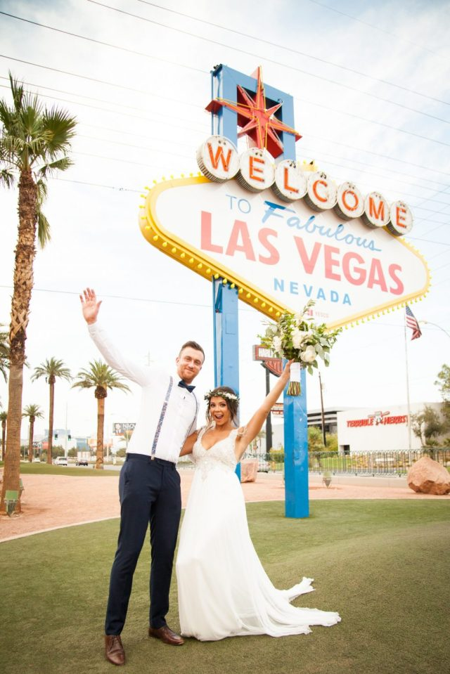 Las Vegas Wedding Meets Manchester After Party- Part One