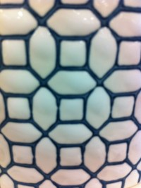 pottery detail