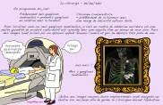 Recherche des ganglions sentinelles