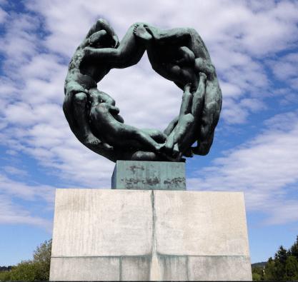 Vigeland Sculpture Park 2
