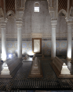 Saadian Tombs - 1