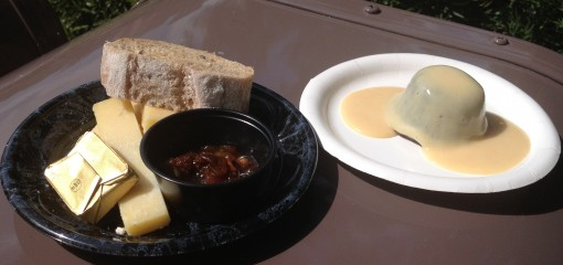 Irish Food at Epcot's Food and Wine Festival