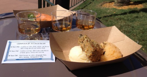Scottish Food at Epcot