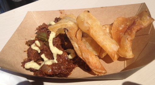 Chili Colorado at Terra at Epcot's Food and Wine Festival
