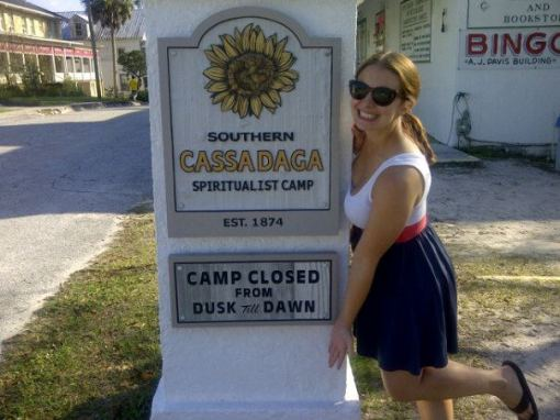 Cassadaga Spiritualist Camp in Florida