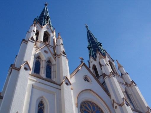 Savannah, GA Cathedral
