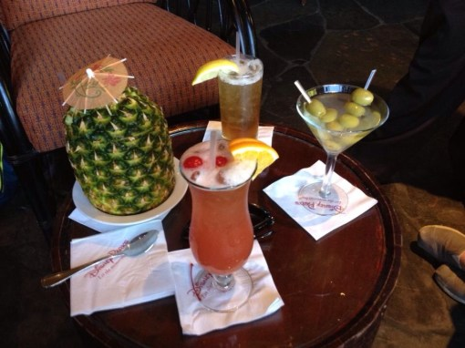 Disney Polynesian Drinks