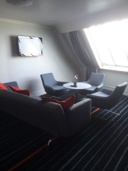 Owner's Suite with jacuzzi on DSDF Seaways Pearl