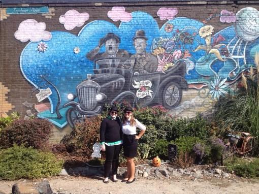 Oliver Hardy Festival in Harlem, GA