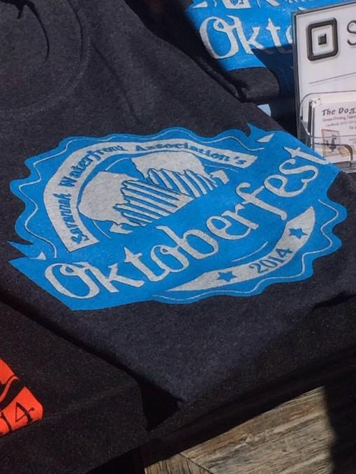 Savannah, GA Oktoberfest shirt