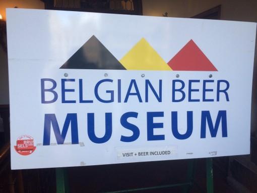 Belgian Beer Museum- Brussels, Belgium