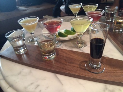 Tequila and Margarita Tasting on the Disney Fantasy- DIsney Cruise LIne