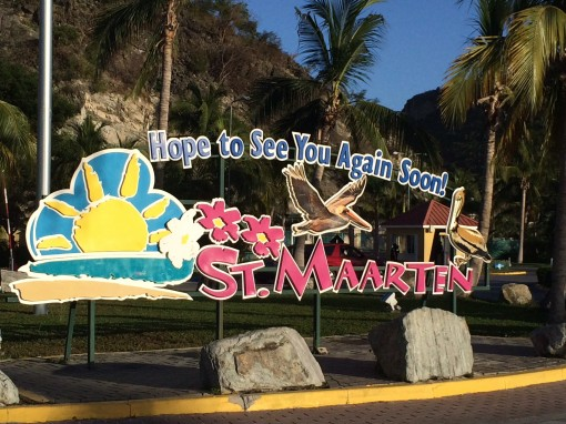 St. Maarten port