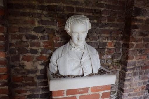 The Poe museum in Richmond, VA