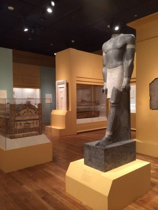 The Virginia Museum of Fine Arts - VMFA in Richmond, VA