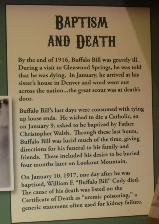 Buffalo Bill Museum and Grave on Lookout Mountian in Golden, CO
