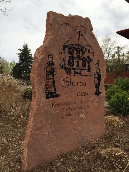 The Sherpa House Restaurant and Cultural Center in Golden, CO