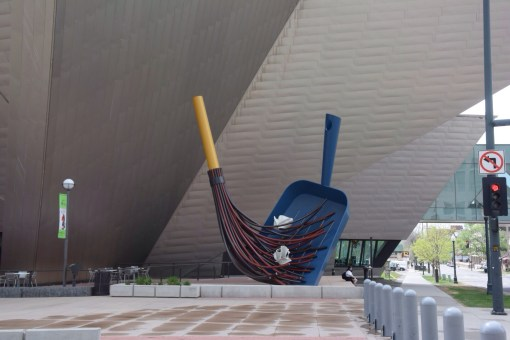 Denver Museum of Art (D.A.M.), Denver, CO