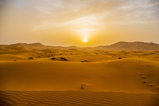 5 Reasons to get out of Marrakesh- Erg Chebbi