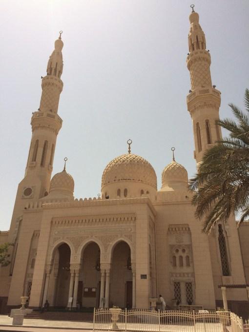 Jumeirah Mosque, Dubai, U.A.E.