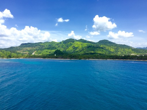 Amber Cove in the Dominican Republic