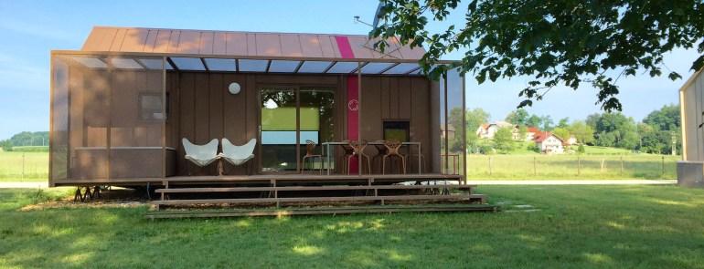 Big Berry Lifestyle Camp in Primostek, Slovenia