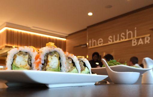 The Sushi Bar at the Hilton Resorts World Bimini