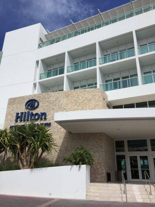 The Hilton at Resorts World Bimini